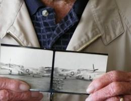 Veteran, WWII aviation, P51 Mustang
