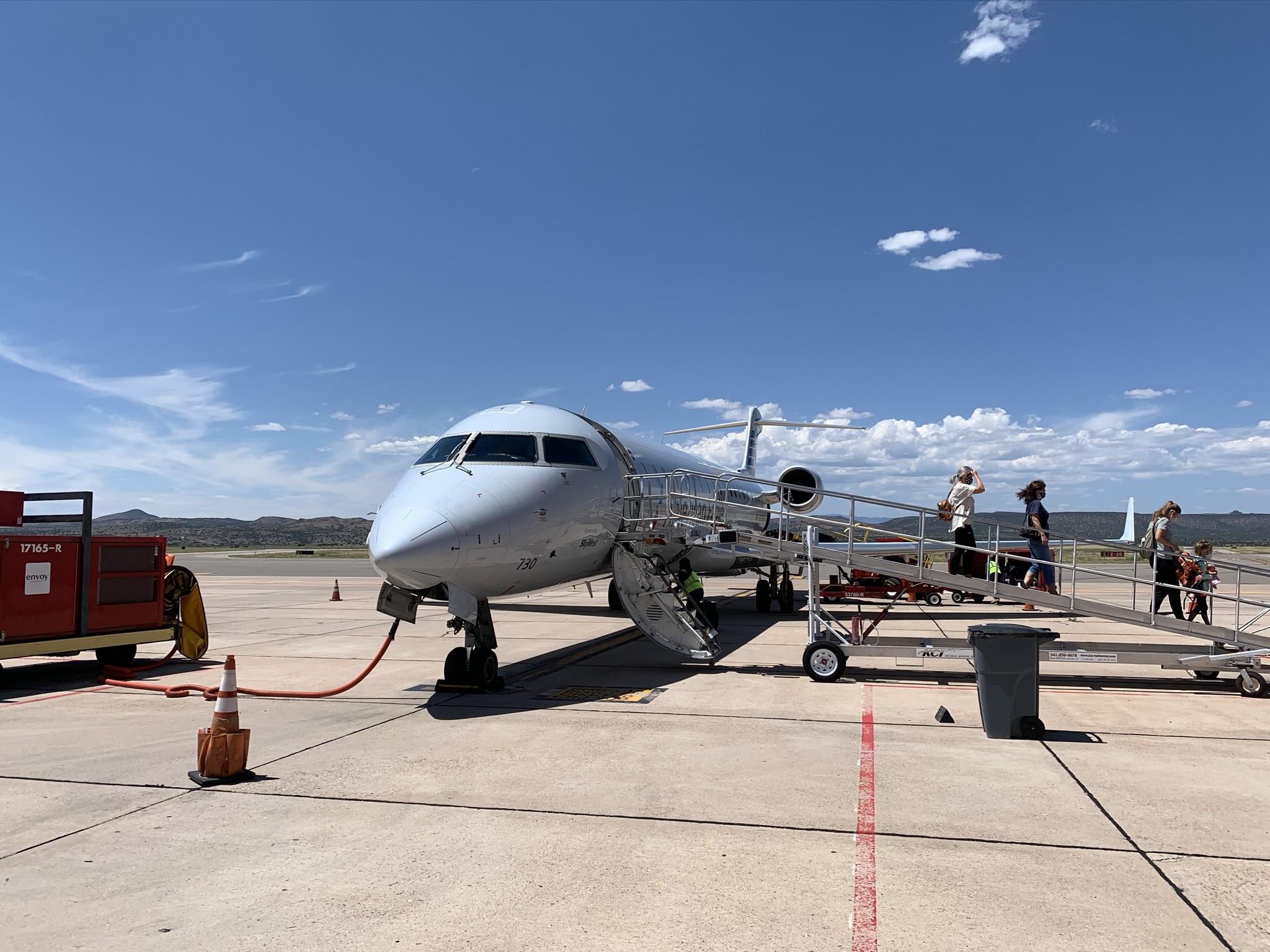 American Eagle at Santa Fe Regional Airport