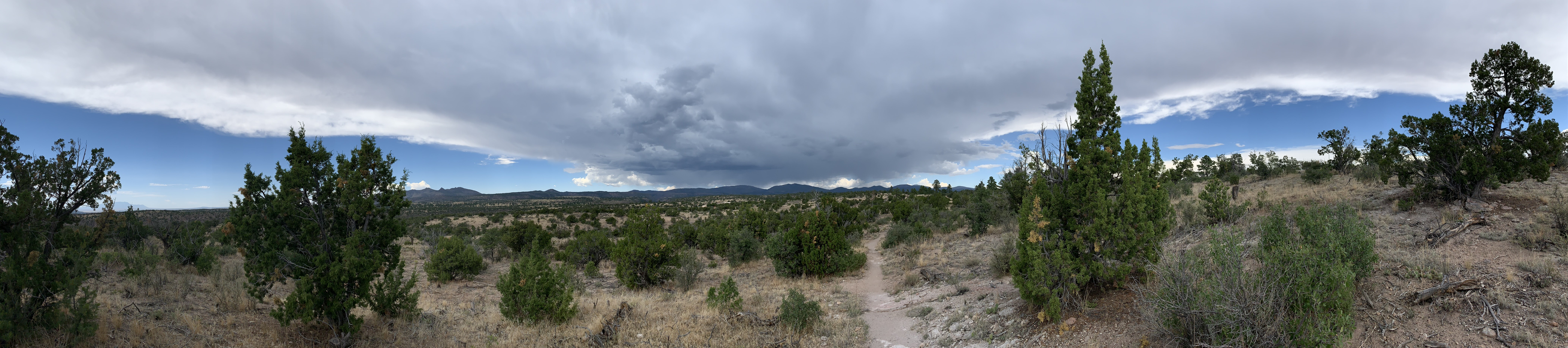 Frey Trail II, Bandelier National Monument, New Mexico