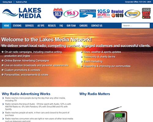 Lakes Media