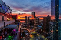 NYCs Highest Rooftop Lounge - Sky Room New York City
