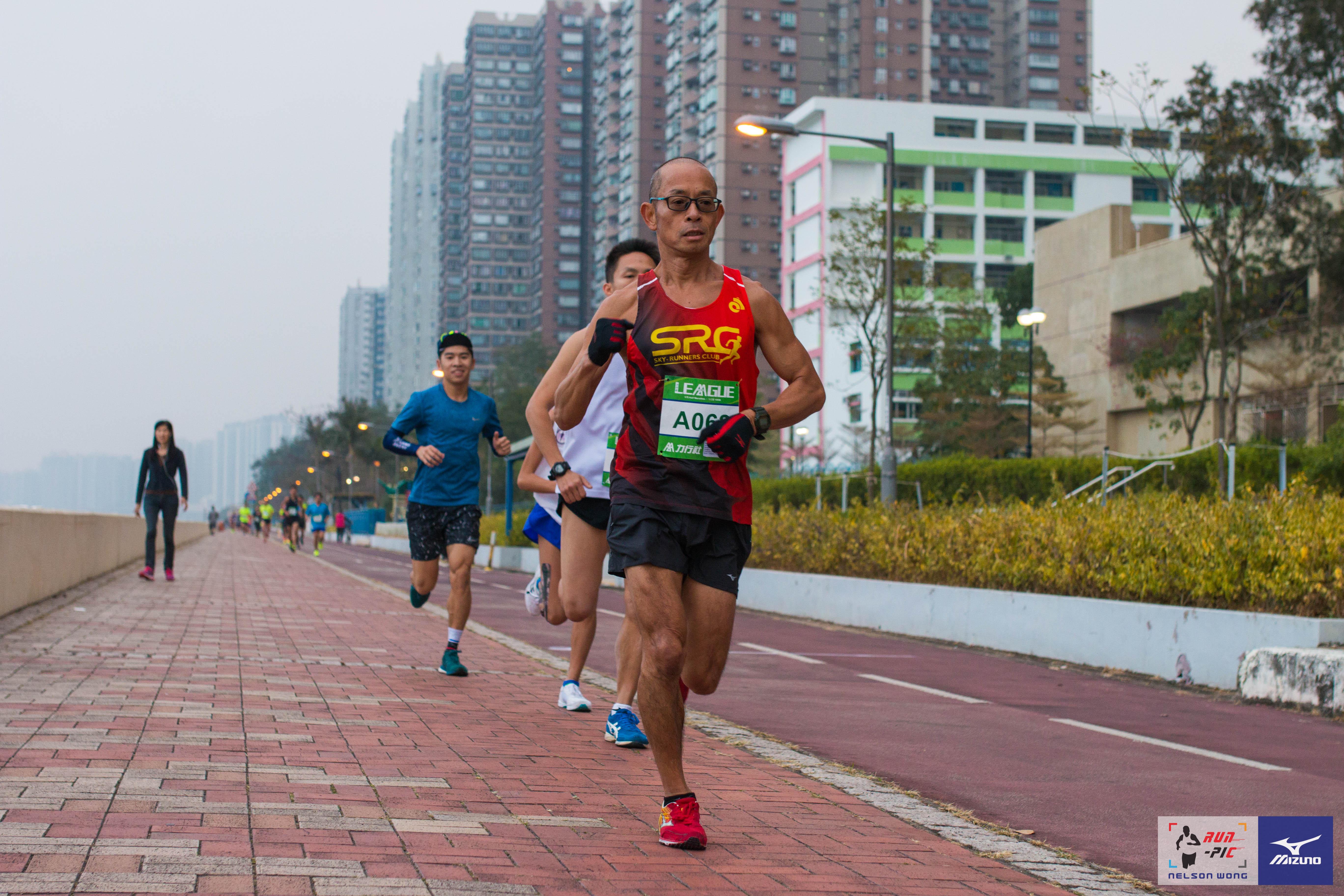 [半馬拉松聯賽(首站)]王炳全獲獎 – Sky-Runners Club