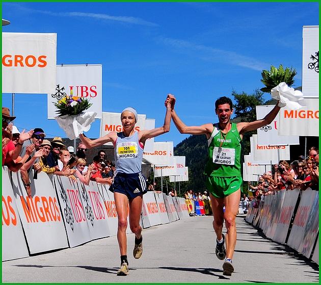 Vítězové 2008 - Anka a Marco