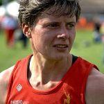 ANGELA MUDGE, běžkyně o které se toho moc neví
