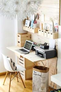 TOP 30 stunning DIY Projects to Organize Your Office | Sky ...
