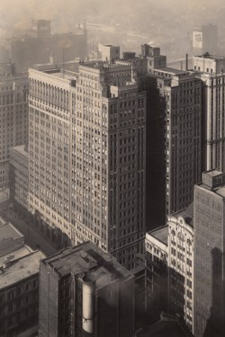 Chicago Telephone Company building complex, begun 1888 with additions through 1926.