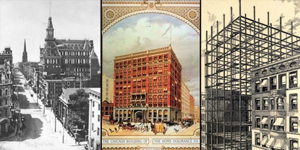 """Banner of Lecture Series """"Rewriting Skyscraper History"""""""