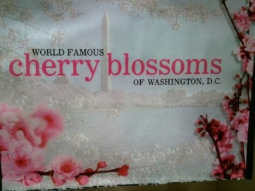 World Famous Cherry Blossoms of DC