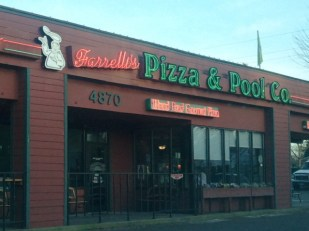 Farrelli's Pizza & Pool