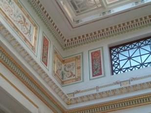 East Hall detail