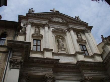 Vicenza Street Architecture