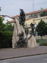 Vicenza war memorial