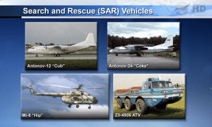 Search and Rescue Vehicles