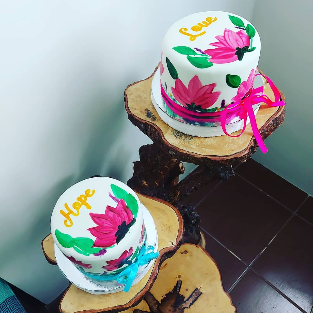 Affirmation cakes worth our downpayment