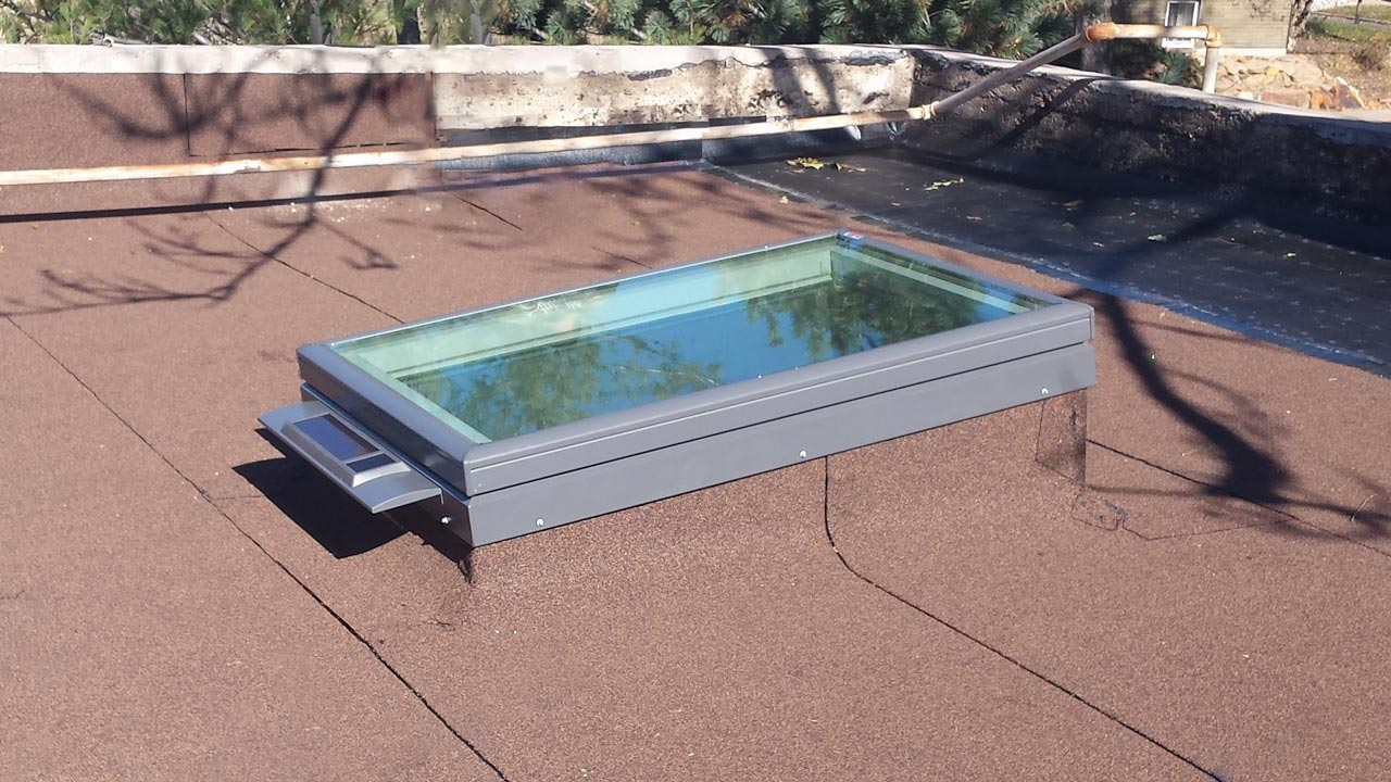 Curb Mounted Vs Deck Mounted Skylight Specialists Inc