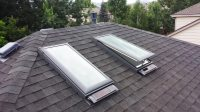 Velux Solar Skylight - Lights Design Ideas