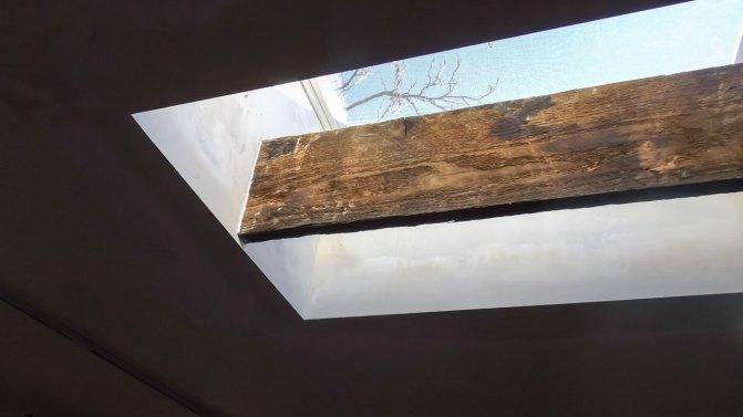 Curb Mount Installation – Skylight Specialists, Inc