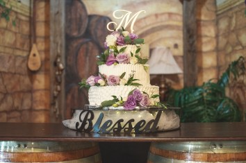 Wedding Photos at the Bernhardt Winery in Plantersville Texas