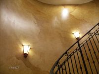 dramatic-faux-finish-spiral-staircase  Art By Beata  San ...