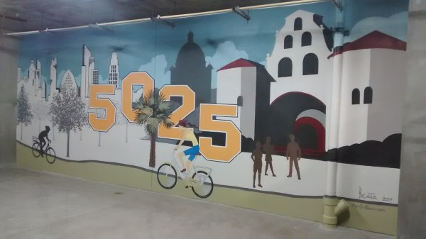 Business Murals & Logos Art Beata San Diego Muralist