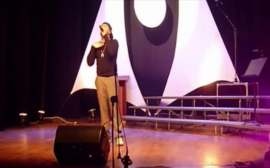 2012/01/07 Concert EL ANJO à Angerville (91) – pour les Voeux du maire – Salle polyvalente