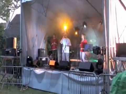 2010/06/21 Concert EL ANJO à Savigny/Orge (91) – Sound system – Parc André Séron