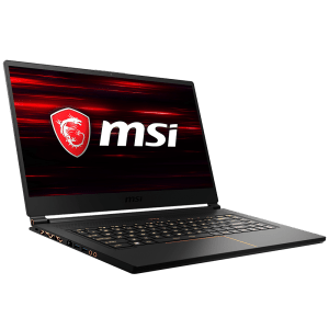 MSI GS65 Stealth Thin Intel Core i7-8750H 6-Core 2.20 GHz (4.10GHz Turbo)