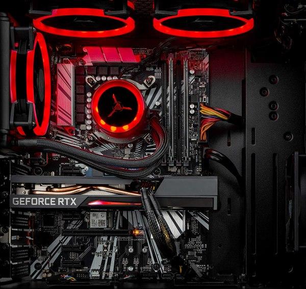 Nvidia GeForce RTX  8GB 8GB Gaming Computer