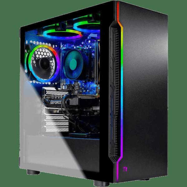 Shadow 3.0 AMD Ryzen 5 2600 6-Core 3.4GHz (3.9 GHz Max Boost)