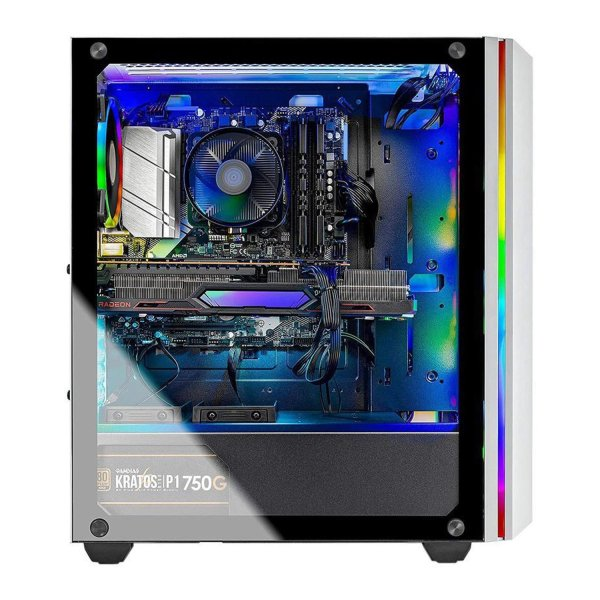 AMD Radeon  12GB 12GB Gaming Computer