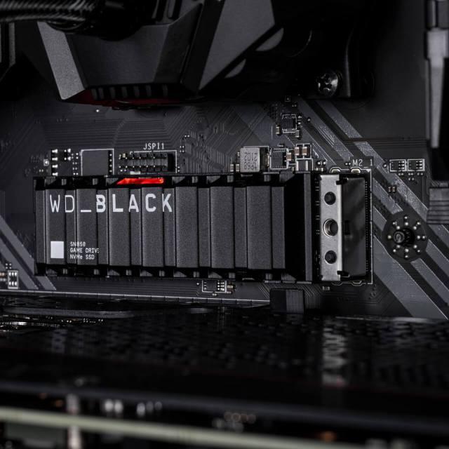 WD Black NVMe Drive