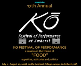 Ko – Festival of Performance