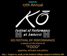 Ko – Festival of Performance