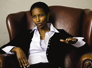 Personal Heroes: Ayaan Hirsi Ali