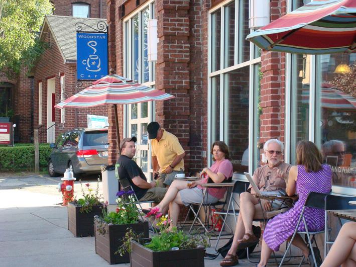 Northampton Top Ten #5: The Coffee Shops