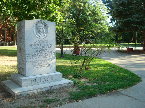 Northampton Top Ten #3: Pulaski Park