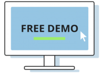 Get a free demo for review funnels.