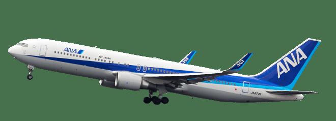 ANA(全日空)の國內線國內格安航空券予約はスカイチケット