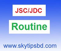 jsc or jdc routine