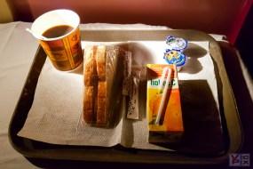 Frühstück wie aus der Vergangenheit