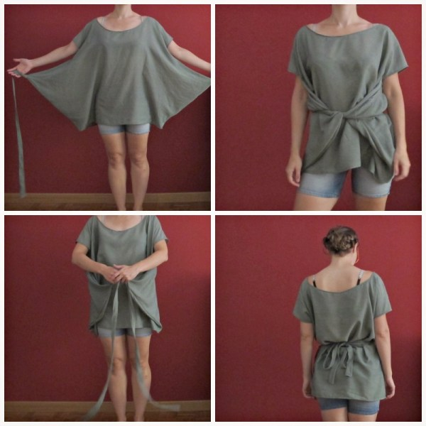 bat blouse s