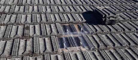 DIY clear tile