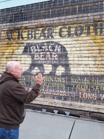 Save the Black Bear Sign