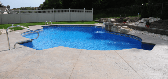 Inground Skyview Pools