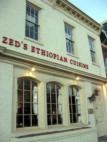 Zed's