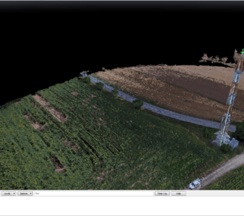Pointcloud (Meratelny 3D model)