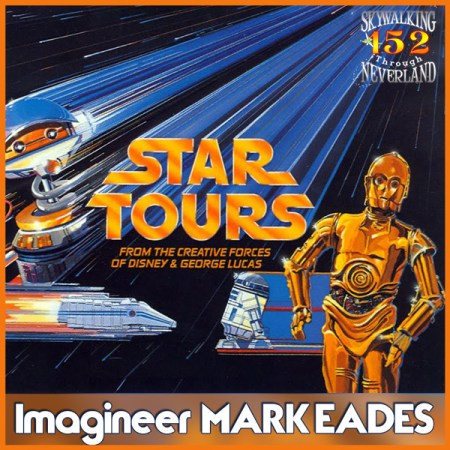 152: Lightspeed To Endor -STAR TOURS 30th Anniversary