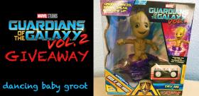 Groot-dancing baby groot for giveaway
