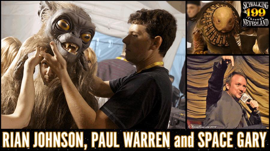 Paul Warren Space Gary