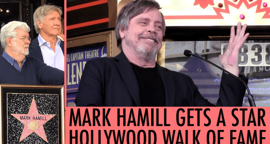Mark Hamill star
